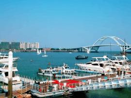 2017第十三届中国俱乐部杯帆船挑战赛在厦举办