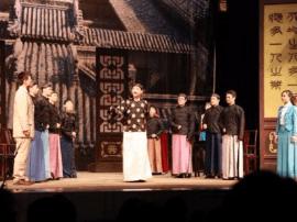 山西财大版《立秋》已排演十年 成学校传承剧目