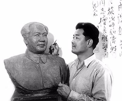 【草原群英·回望70年】文浩:从小喇嘛到雕塑家