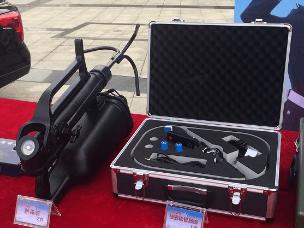 江门公安向武警、边防支队捐赠400万元警用装备
