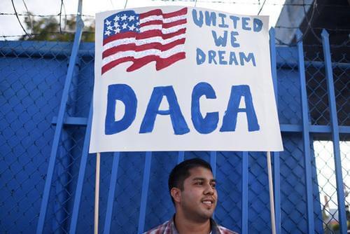 目前国会至少有五项法案,最多可让360万名无证移民获得合法身份。(美国《世界日报》援引Getty Images)