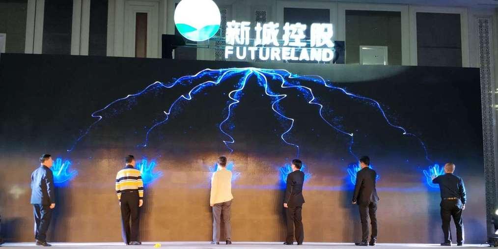 未来已来——桂林吾悦广场品牌发布会圆满结束!