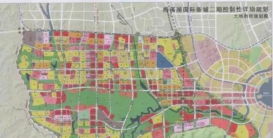 3条地铁4家医院27所小学,梅溪湖二期规划有点猛!