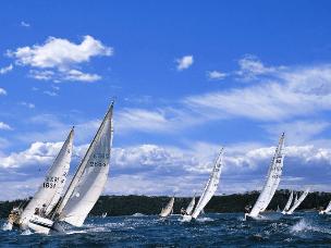 这个帆船节不仅有精彩赛事,还有正宗泰式美食
