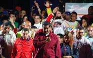 委内瑞拉总统大选揭晓