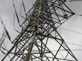 运城供电公司:整治施工现场出实招