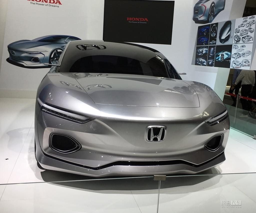 中国设计师打造 Honda Design C 001发布