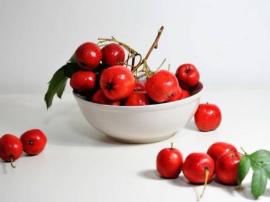 健脾消食滞 美味山楂是良药