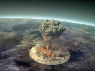 小行星撞击?科学家发现恐龙灭绝新证据
