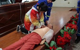 """长治十中举行""""珍爱生命 预防溺水""""教育活动"""