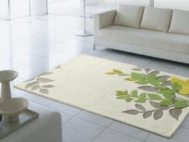 家中客厅地毯选购指南 色彩搭配铺装都得注意
