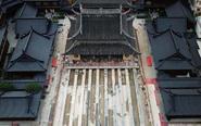 百年禅寺大雄宝殿平移30米