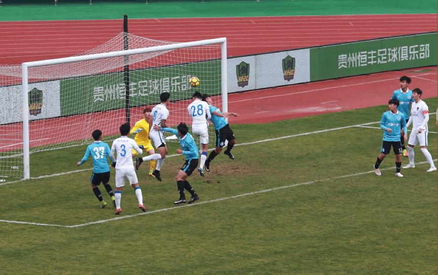 贵州恒丰点球险胜大连一方 夺跨年杯冠军