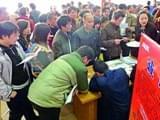 宁波外来务工人员正逐渐出现大龄态势