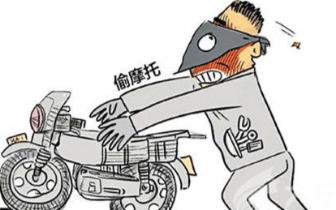园林派出所快速破获系列摩托车、电动车盗窃案