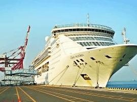 广州游客有着数 新游轮进驻南沙港开三条游玩航线