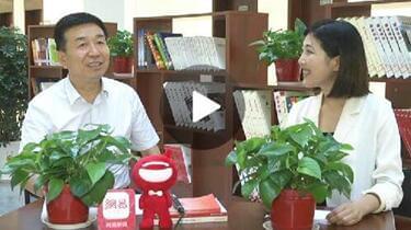 专访延安市委常委、常务副市长马宏玉