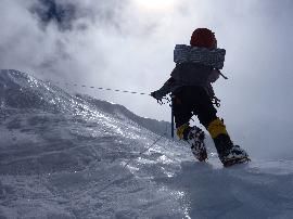 人物采访 | 张梁:站在雪山的肩膀上摄影