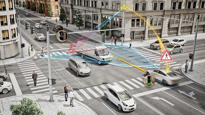大陆与英伟达签订协议 合作开发自动驾驶汽车系统
