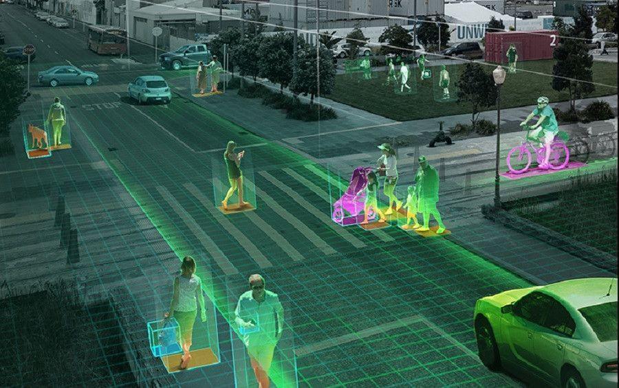在自动驾驶、人工智能上获益大,英伟达Q2营收暴涨