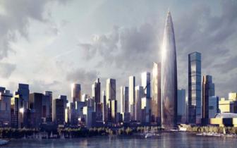 湾区首个五强千亿房企联合开发项目已开始动工