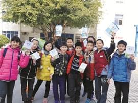 今日开学 全宜昌市小学初中不再交课本费