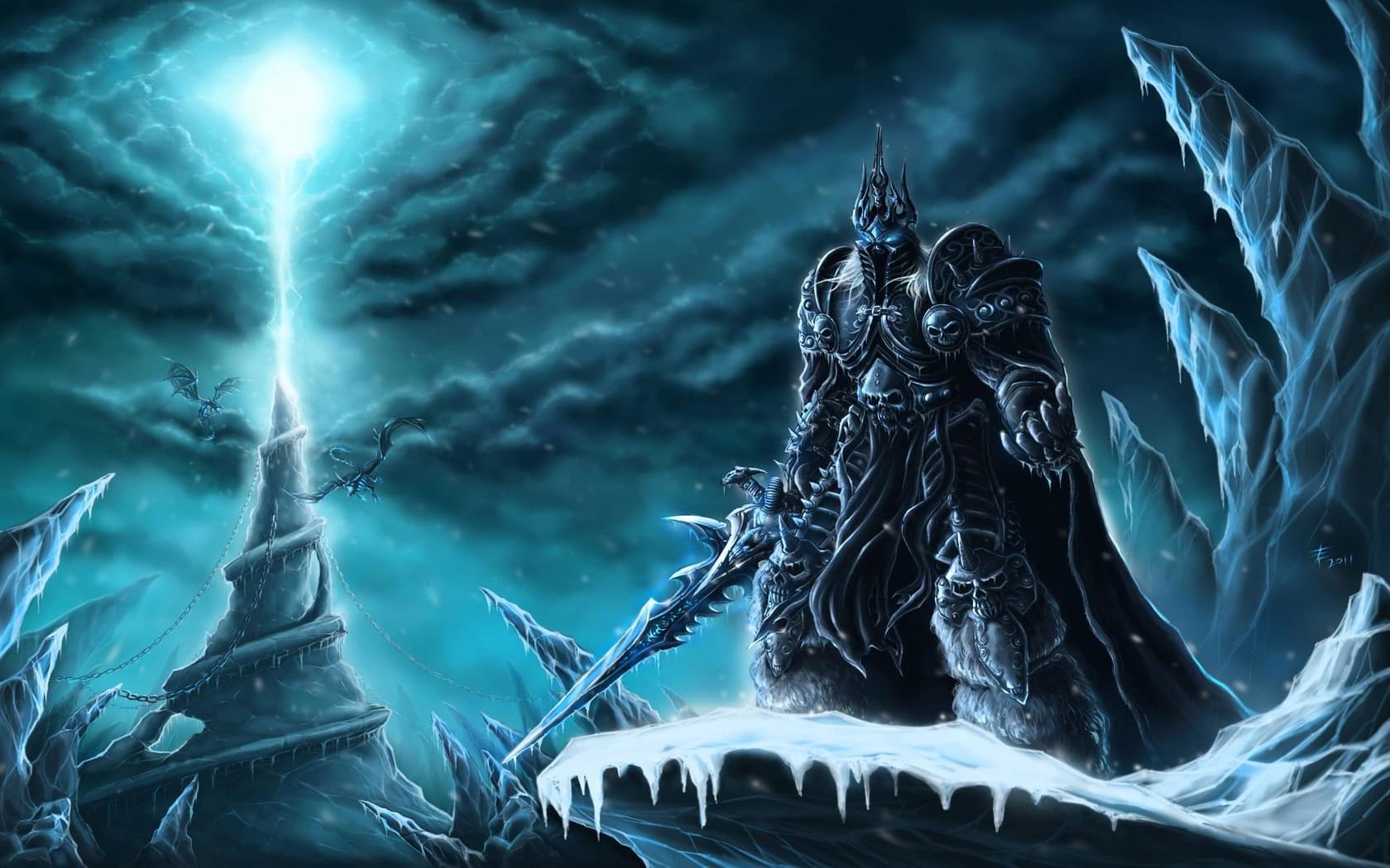 巫妖王再怒?暴雪秘密注册新域名巫妖王归来