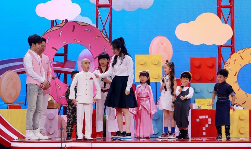 《神奇的孩子》萌娃齐登场 谢娜邀李云迪圆梦