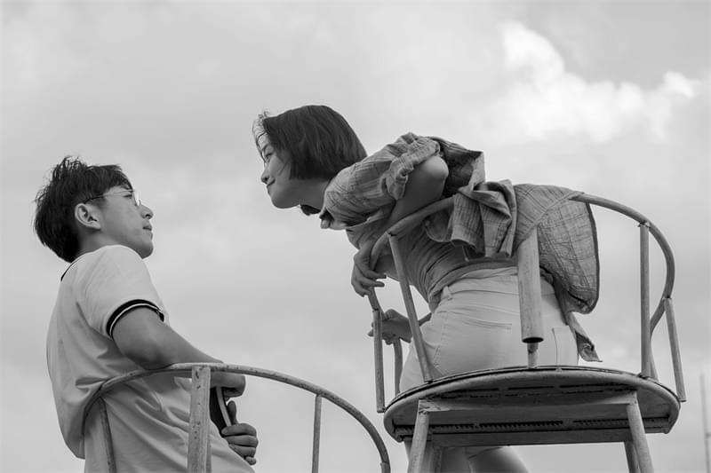 蓝盈莹加盟顾长卫电影《飞火流星》演绎乐活青春