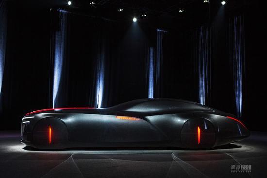 新车标新设计 红旗全新概念车正式亮相
