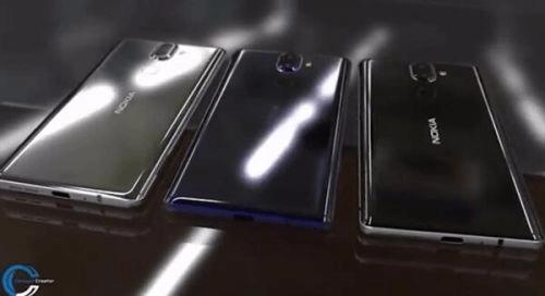 诺基亚将在华将推全面屏手机 业内预计含诺基亚8