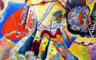 俄罗斯绘画:   瓦西里·康定斯基作品选