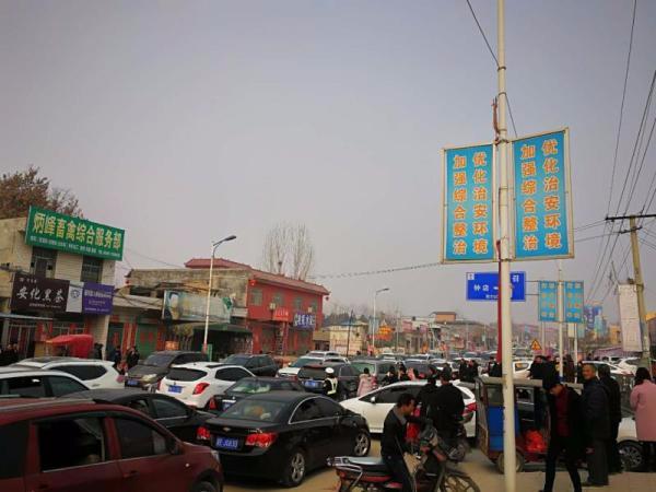 贫困乡村路上汽车拥堵:多为十万左右 按揭所购