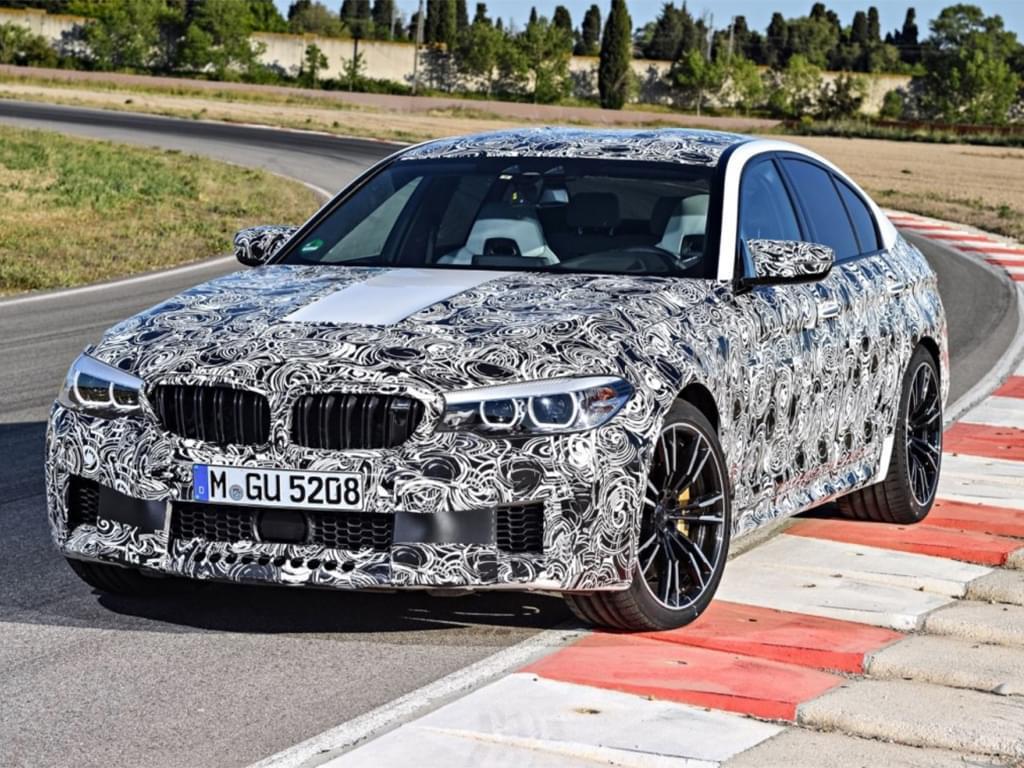 全新M5或明年入华 宝马M多款车型规划
