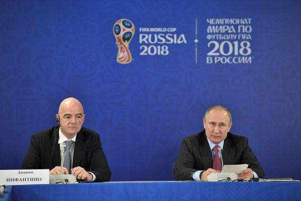 全部清白!FIFA宣布俄罗斯世界杯28国脚药检合格