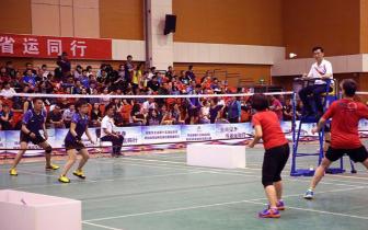 5金2银 石家庄运动员闪耀省运会羽毛球赛场