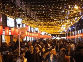 一条夜市300多种美食只有在深圳有 内附吃喝攻略