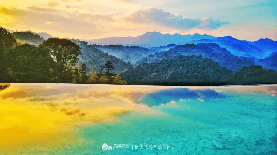 惠州-南昆山情侣温泉