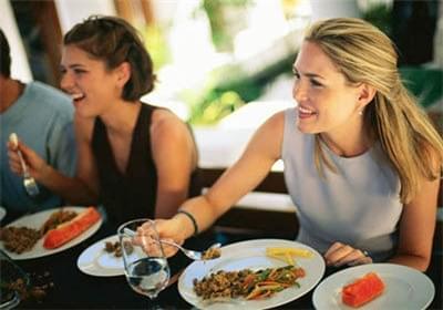 有种低血压是吃饭造成的
