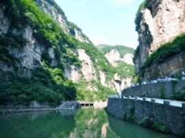 教师节当日 全国教师可免费游太行山大峡谷