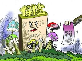 华夏人寿江西分公司被罚15万 总经理被警告罚款