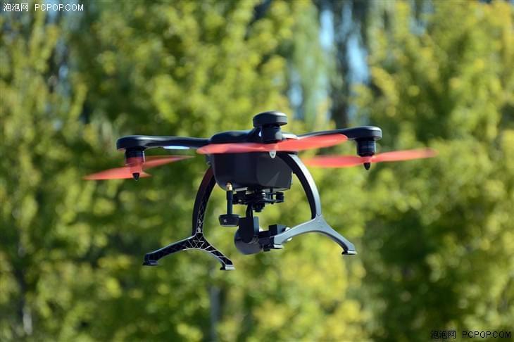 亿航GHOSTDRONE2.0无人机初体会