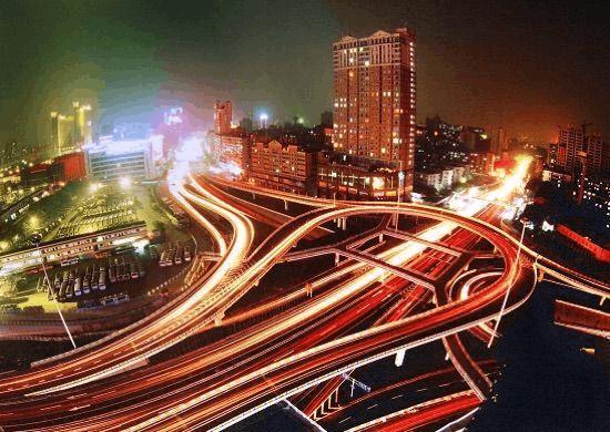 中国最大的直辖市 夜景排世界前三
