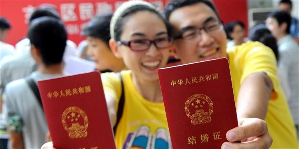 去年辽宁省结婚人数近7年最少