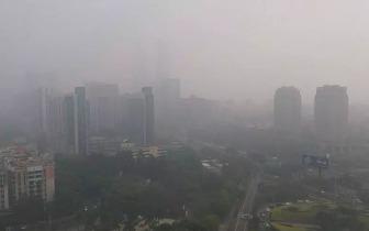 终结雾霾天!冷空气明晚杀到,东莞气温最低降至7℃