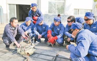 7万余农村贫困劳动力接受职业技能培训