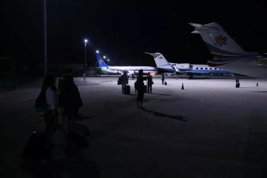 """这一次,我实现了用737从""""美国""""直飞中国的梦想"""