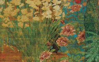 """古代的年画称""""岁朝图"""" 或兴起于宋"""