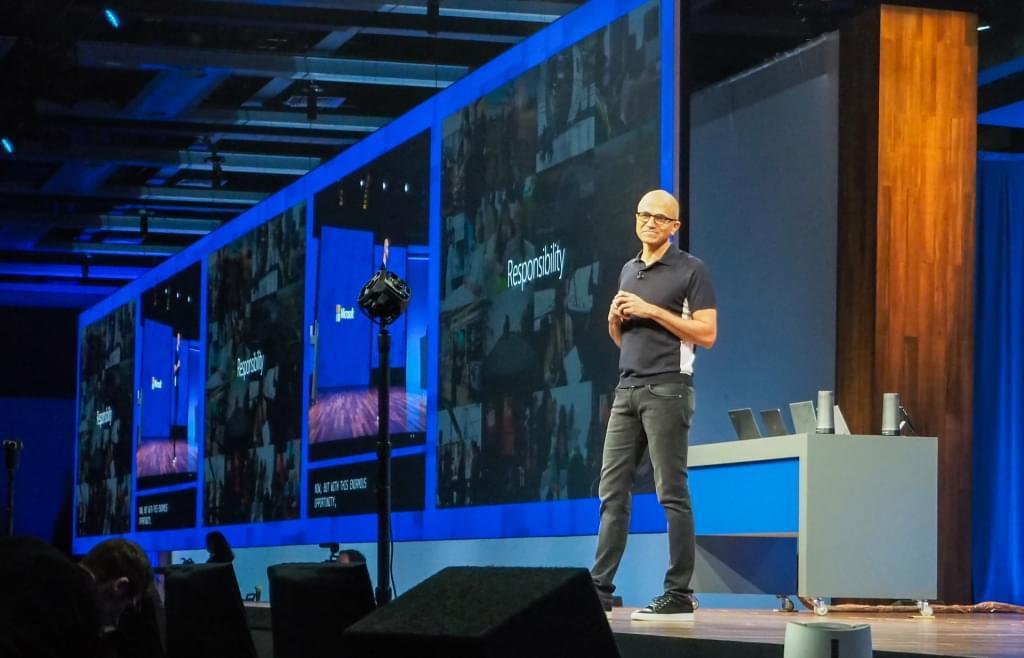 开发者大会都在说AI 外媒:微软比谷歌讲的明白
