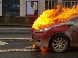 冬季汽车自燃怎么办?交警这三个建议您收好!